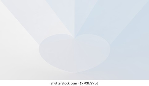 White background, Abstract background with semi transparent gradient rectangles, you can use for ad, poster, template, business presentation, luxury, 3d, illustration, paper, light, graphic, modern