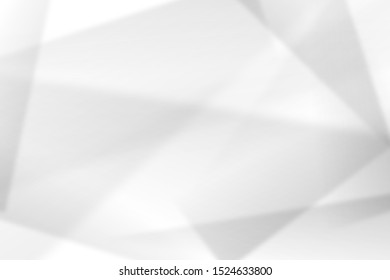 White background abstract tech white paper template - Illustration - Shutterstock ID 1524633800