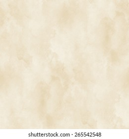 white background, beige watercolor spots, seamless pattern, paper texture
