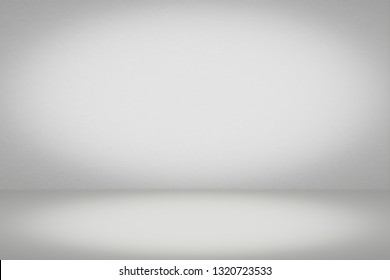 White Background of blur wall texture created from light and shadow inside white wall room. The background is hilight white object or other color too.Using backdrop or put wallpaper on background.