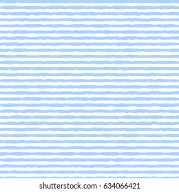 White and blue stripes