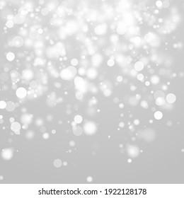 white blur abstract background. bokeh.