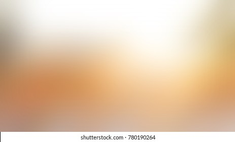 White brown gradient abstract background / brown template radial gradient effect wallpaper background