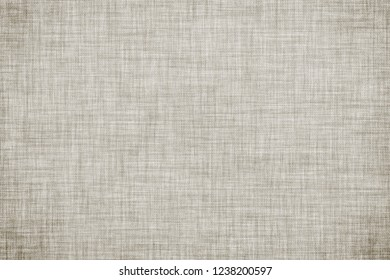 white colored linen texture or vintage canvas background