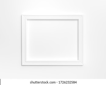 White Picture Frame Images Stock Photos Vectors Shutterstock