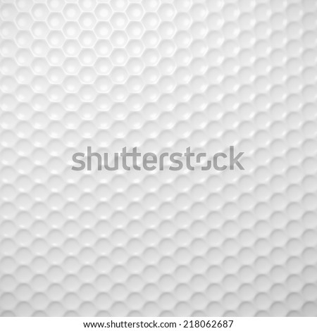 White Golf Ball Wallpaper Background Texture