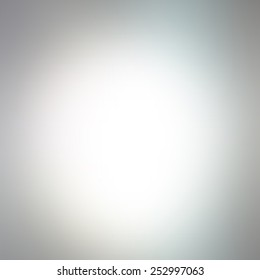 White gray abstract background with radial gradient effect