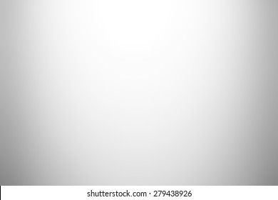 White gray gradient abstract background