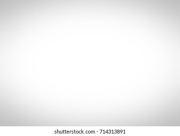 White grey gradient background.