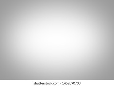 White grey gradient background.displays for product.