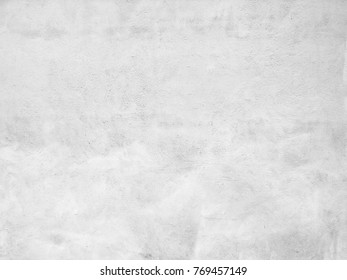 White or light grey stucco texture