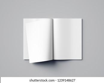 White Magazine pages
