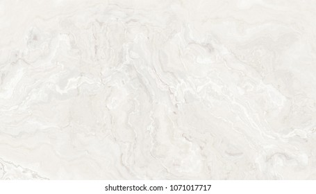 White marble pattern with curly soft veins. Abstract texture and background. 2D illustration