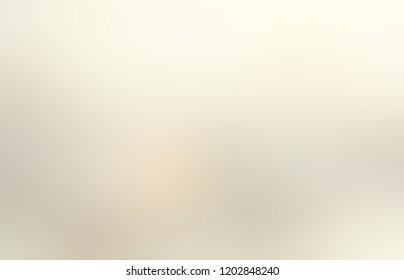 White matte background. Light abstract pattern. Pale neutral blurred texture. Faint foggy defocus backdrop.