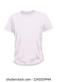 white men t-shirt