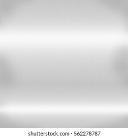 white metal texture subtle vignette corners interior background to your modern advertising poster design template