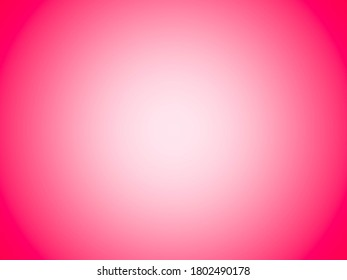 white on center and crimson background