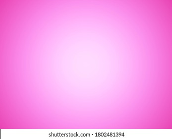 white on center and rose pink background