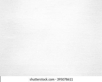 white paper background canvas texture