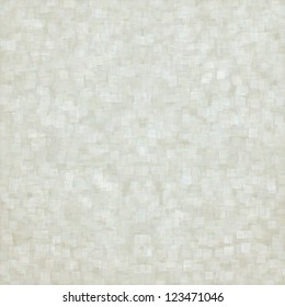 white paper texture abstract background with subtle bright cubes pattern