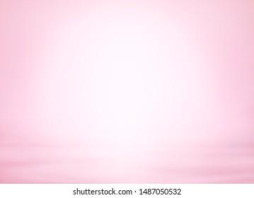 White Pink Gradient Background. Gradient Background.