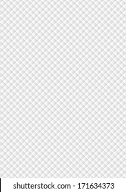 White plastic wall background or texture