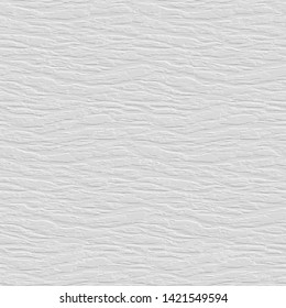 White seamless 3d abstract  pattern