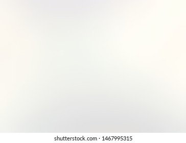 White shiny abstract background. Pearl light subtle template. Blank empty illustration.