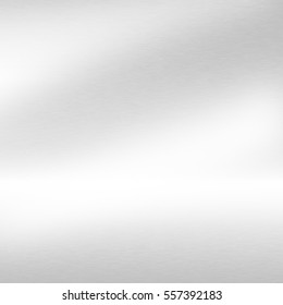 white or silver background shiny metal texture