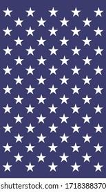 White stars on a dark blue background. National, symbol,  important, symbolic, flag.