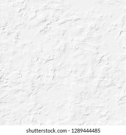 White Stone Texture Background, Abstract Illustration Art For Product Display or Decoration.