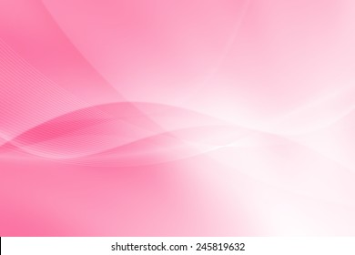 white to sweet pink gradient abstract background