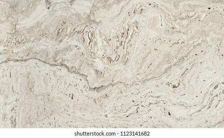 White Travertine stone background. 2d illustration