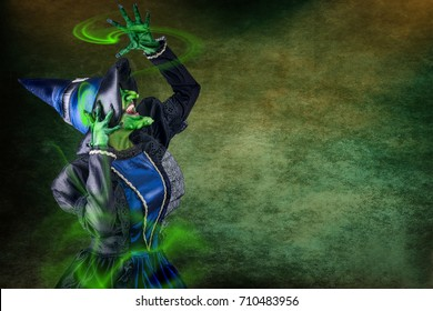 WICKED WITCH BACKGROUND