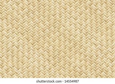 Wicker Placemat, See Also Vector In My Portfolio