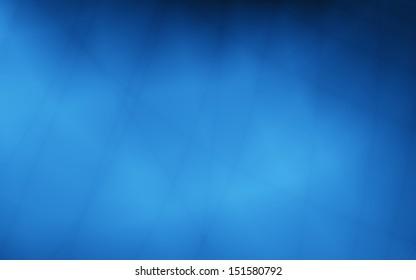 Wide screen ocean deep blue background