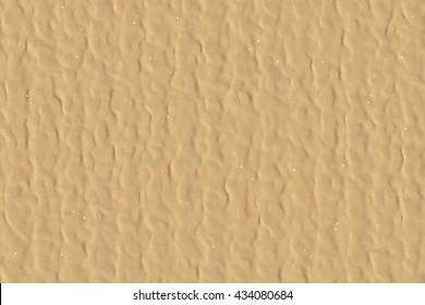 Wide seamless sand-dune  pattern