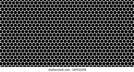 Widescreen cellular, honeycomb, alveolar, cellulate, mesh background. Digital image. High-resolution wide background for design. Crystal lattice. Bitmap image. Computer graphics. Photoshop.