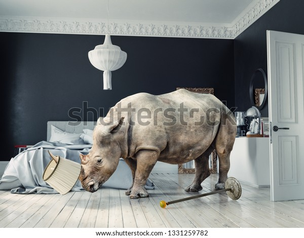 Wild Rhino Luxury Bedroom Interior Photo Stock Illustration 1331259782,Beautiful Images Of Coffee Mugs