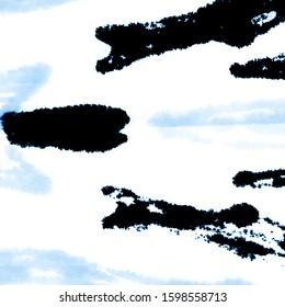 Winter Animal Texture.  Zebra Wavy Lines. Neon Blue Stripes and Waves. Navy Blue Minimal Sketching. Royal Bengal Tiger. Sufari Fashion Texture. Snowy Tiger Stripes.