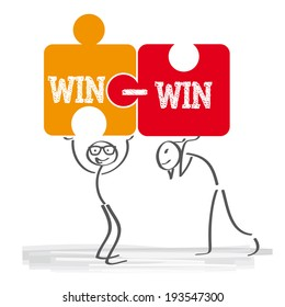 a win-win strategy is a conflict resolution process that aims to accommodate all disputants
