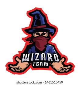Wizard Team E Sports Logo