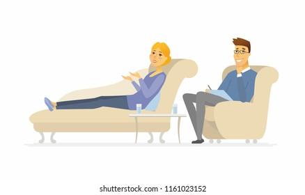 Cartoon Psychologist Images Stock Photos Vectors Shutterstock