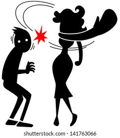 Women to Face Slapping