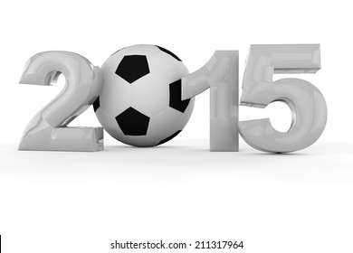 Women's soccer games 2015 with soccer ball