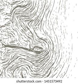 Wood lines pattern texture Illustration
