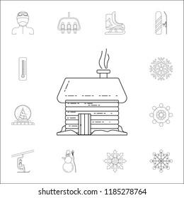 silhouette wooden lodges images stock photos vectors shutterstock rh shutterstock com