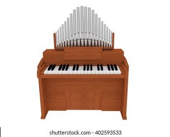 Organ Instrument Images, Stock Photos & Vectors | Shutterstock