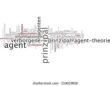 principal and agent theory