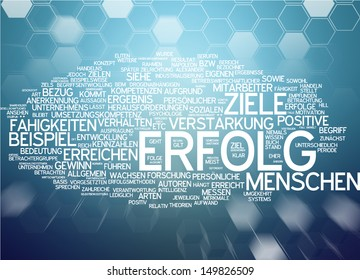 word cloud success - Positive Verstarkung Beispiele